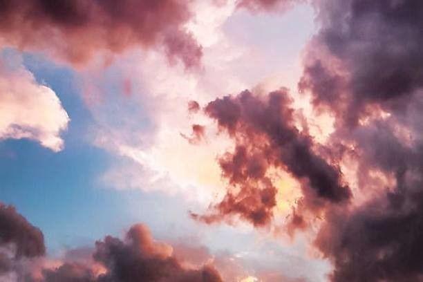 Photo Cloud Wallpaper Sky Images Red Cloud Desktop wallpaper clouds aesthetic