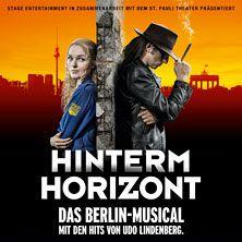 HINTERM HORIZONT - Das Berlin Musical // 21.08.2016 - 28.08.2016  // 23.08.2016…