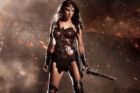 Le premier trailer de Wonder Woman