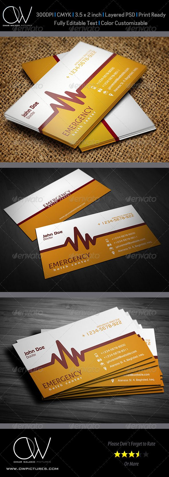 The 100 best design ideas business cards images on pinterest first aid business card vol3 reheart Images