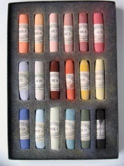 Want to know how to use pastels? Learning about pastel art and pastel artists or brands of hard and soft pastels? Useful information and tips...