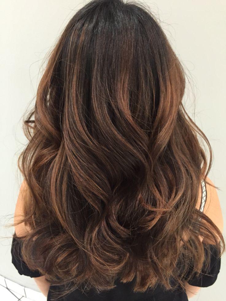 #sombre hair by Liz Lopez at Carlton hair Mainplace