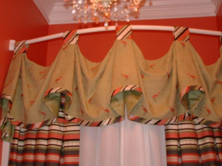 Shower Curtain Valances