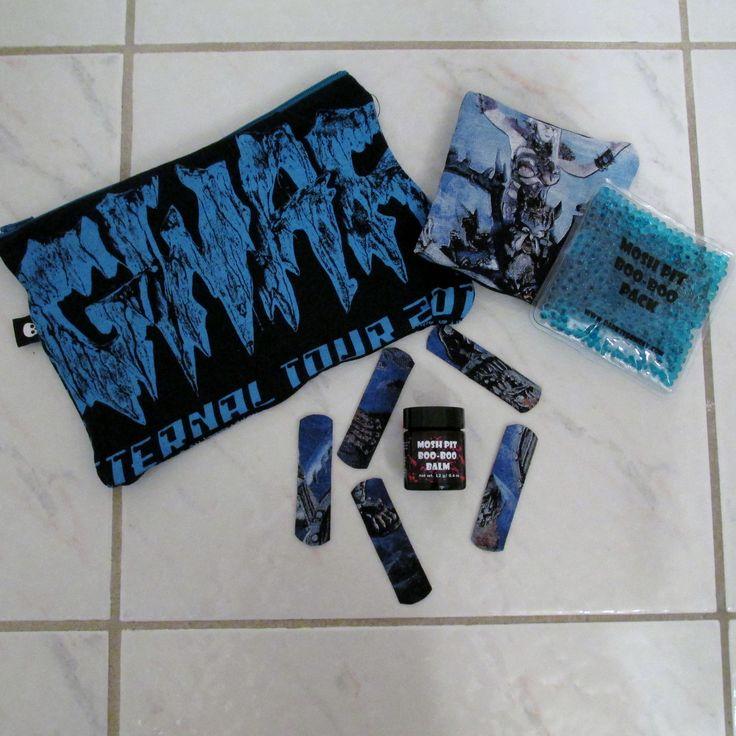 GWAR Mosh Pit Boo-Boo Kit DIY Punk Heavy Metal by DarkStormDesign on Etsy