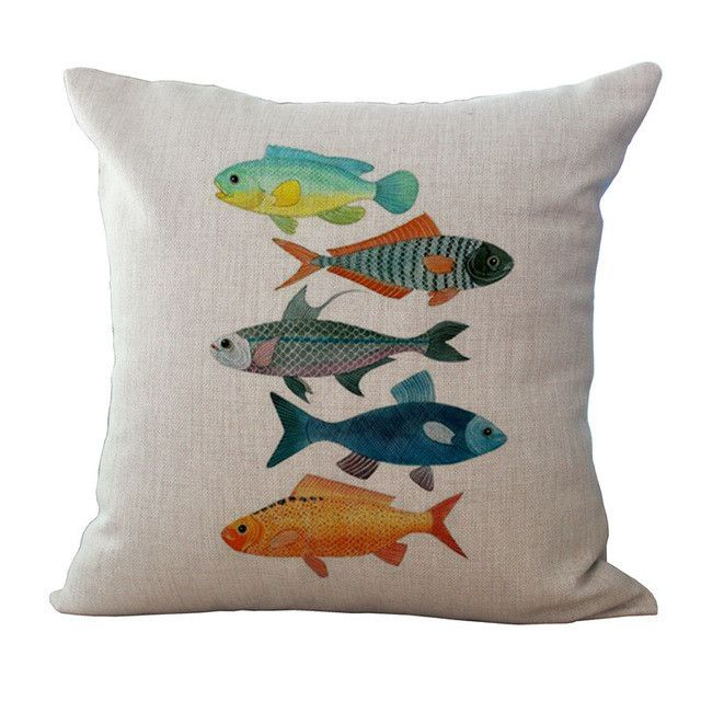 Mediterranean Pillow Cases