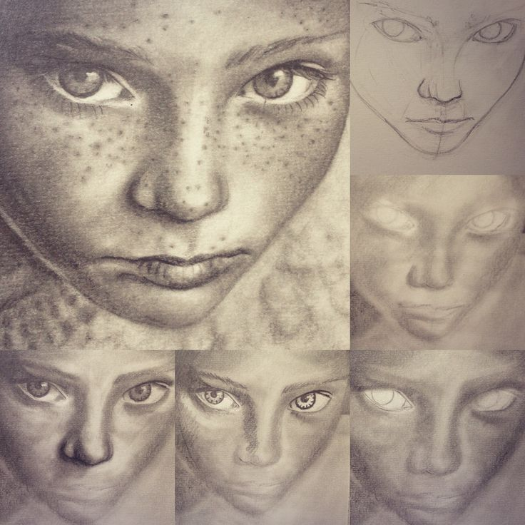 Sinead Lawless - #pencil #graphite #drawing #portrait #art