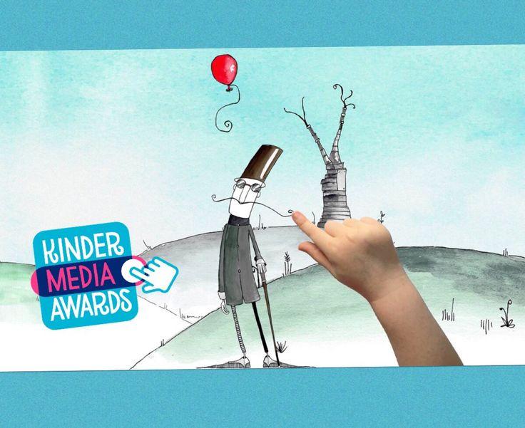 Is Professor Staal charismatisch genoeg om een nominatie voor de Kindermedia Awards binnen te halen?   https://appsto.re/nl/-TKb-.i