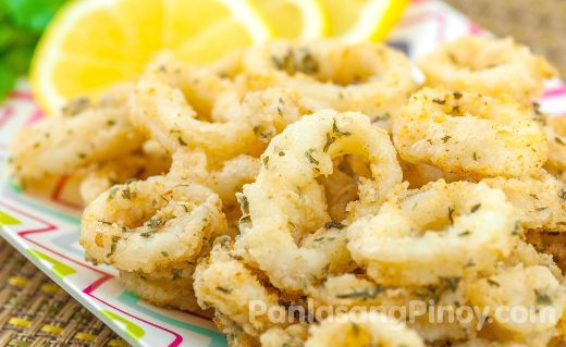 Calamari is probably one of the easiest and quickest appetizers to prepare. Give this Easy Calamari Recipe a try today.