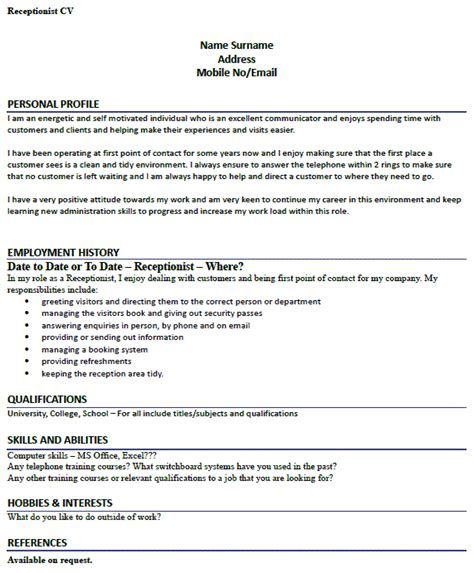Best 25+ Resume letter example ideas on Pinterest Resume work - resume for nanny
