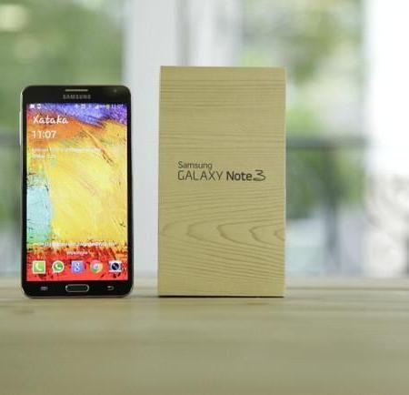 Samsung Galaxy Note 3, análisis