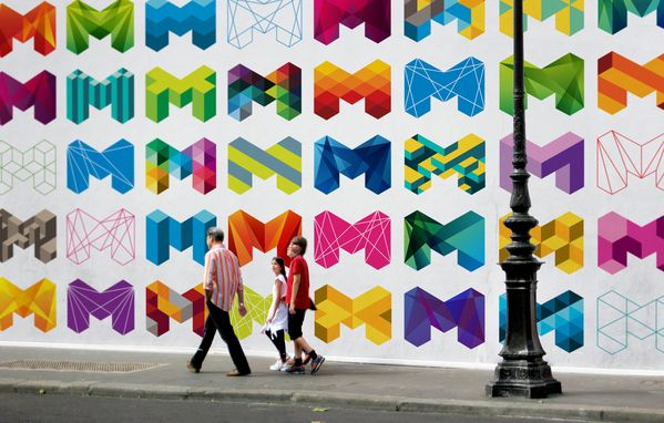 Brilliant new identity for the City of Melbourne