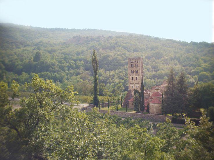 St Michel de Cuxa - Pyrénées Orientales - France