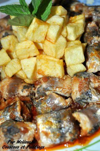 sardine en sauce a l'agerienne