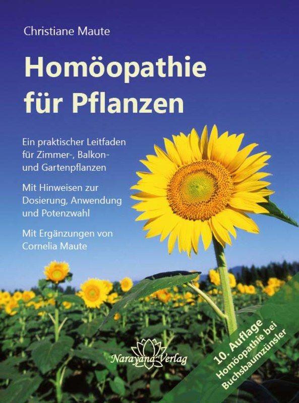 Homöopathie für Pflanzen, Christiane Maute