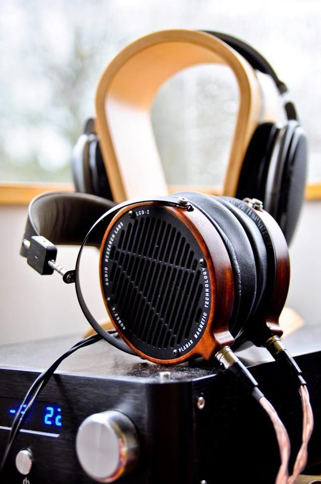 Audeze Headphones on Facebook. Serious headgear for Audiophiles. #headphones