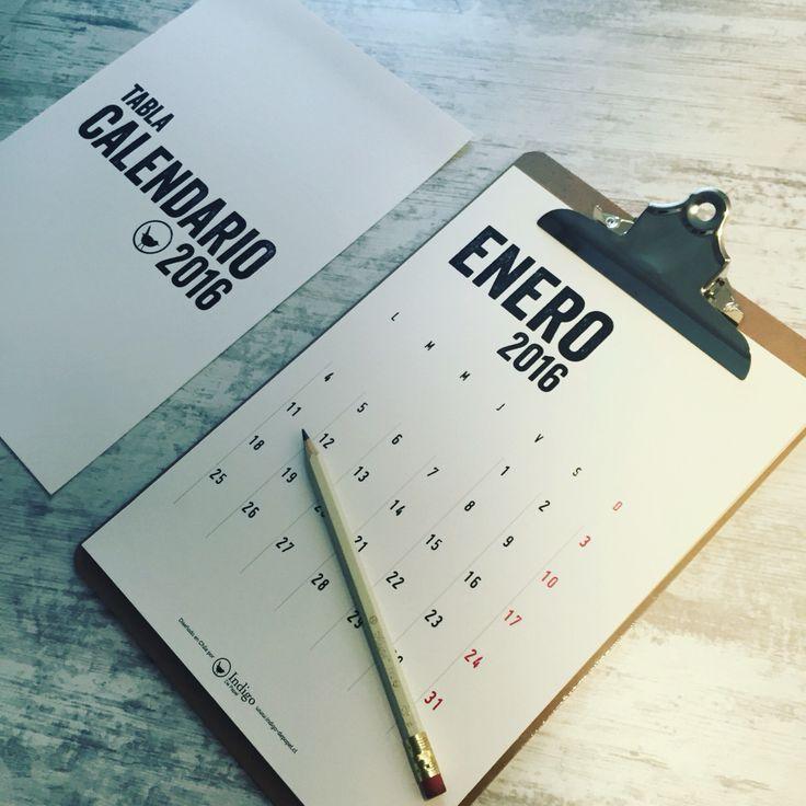 Our tablet 2016 calendar