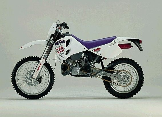 1993 KTM 300 EXC Enduro