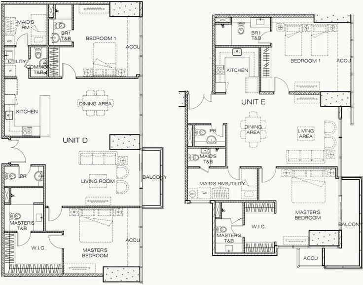 17 Best Images About West Gallery Place Unit Floor Plans