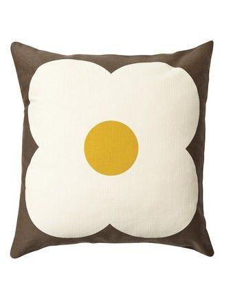 Orla Kiely abacus cushion