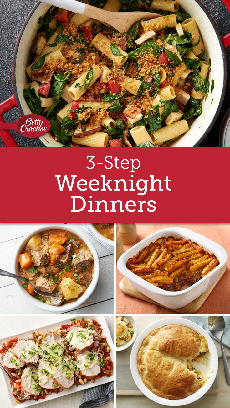Dinner Done In Just 3 Steps Cooking Dinner Dinner Cooking Recipes