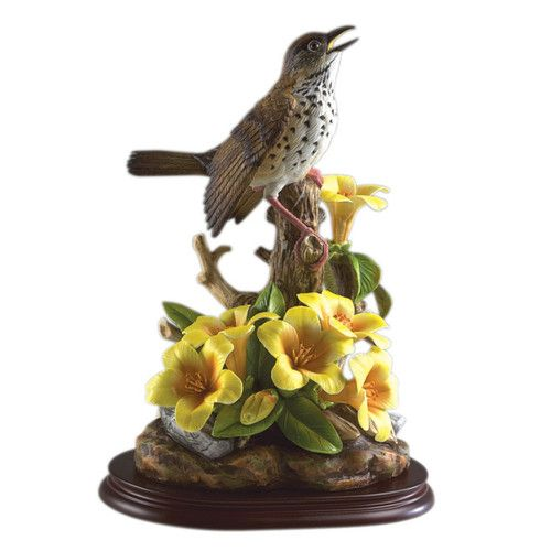 87 Best Porcelain Bird Figurines Images On Pinterest