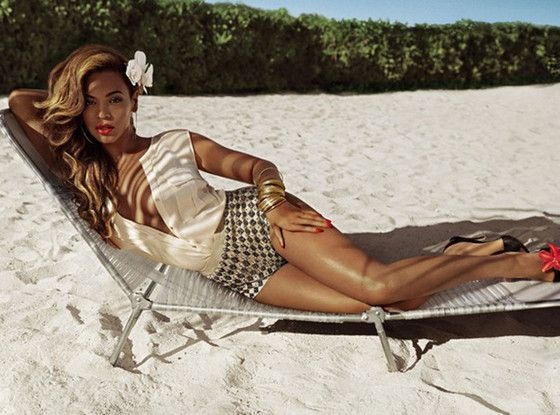 MRSHUSTLE NEWS: BEYONCE IS THE NEW FACE OF H'S SUMMER COLLECTION