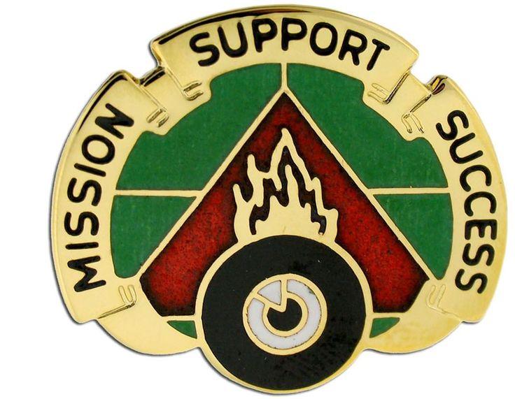 394TH SUPPORT BATTALION ORDNANCE
