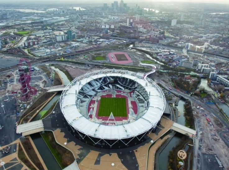 2012 London Olympic Stadium By Populous-The Olympic Stadium in Olympic Park design by global sports design firm Populous, Locate in London, England, is designed to be the centrepiece of the 2012 Summer Olympics and 2012 Summer Paralympics, and the venue of the athletic events as well as the Olympic Games' opening and closing ceremonies. It is has capacity for the games of approximately 80,000 making it temporarily the third-largest stadium in Britain behind Wembley Stadium and Twickenham…