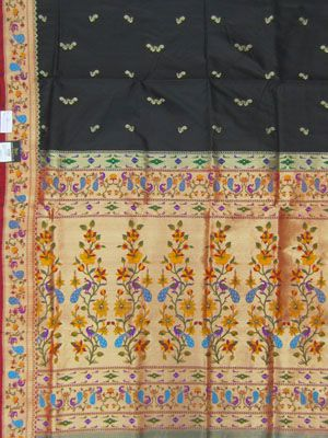 Jacquard Paithani Saree