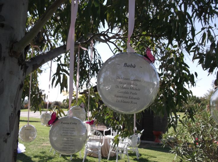 Tableau de mariage from www.labottegadelsogno.it wedding planner