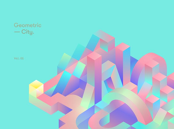 Abstrations — Vol. 01 on Behance