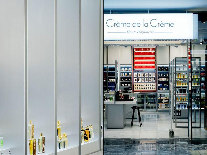 Crème de la crème haute parfumerie by INBLUM architects, Tallinn – Estonia