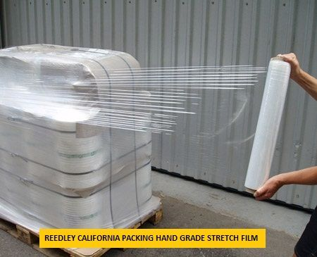 Reedley California Packing Hand Grade Stretch Film. Hand grade stretch film is considered any stretch film roll that is easily applied by hand. Hand grade film is used in a wide variety of application including wrapping pallets for shipping.  PacDepot offers Reedley California Packing Hand Grade Stretch Film. Read more about Reedley California Packing Hand Grade Stretch Film at http://pacdepot.com/blog/reedley-california-packing-hand-grade-stretch-film.html