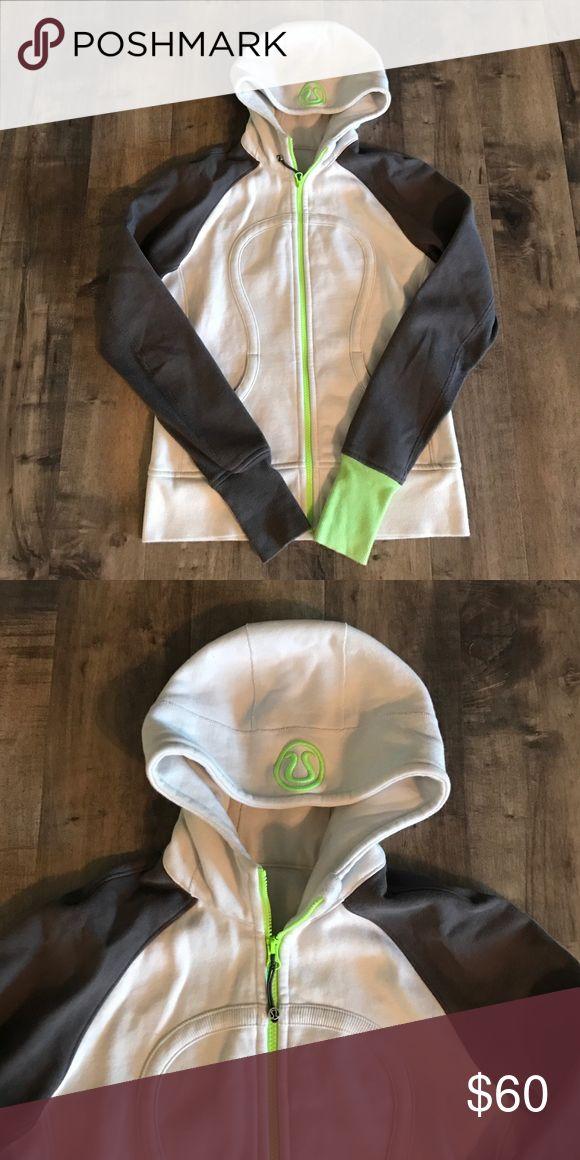 Lululemon scuba hoodie Gently worn, great condition lululemon athletica Tops Sweatshirts & Hoodies