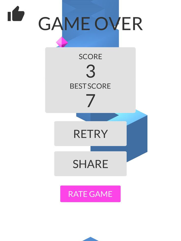 OMG!Imade 3 zigzags playing #ZigZag https://itunes.apple.com/app/id951364656