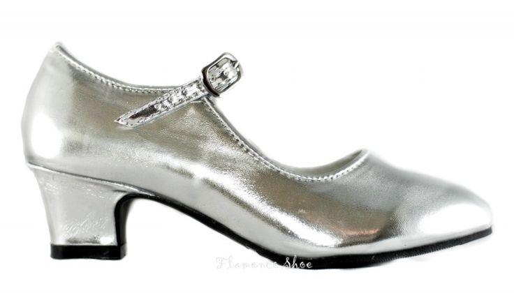 Prinsessen Schoenen Zilver