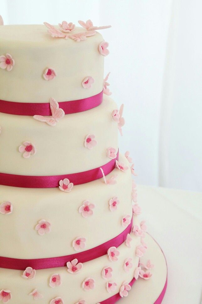 88 best Katy Made Cakes - Wedding Cakes images on Pinterest | Cake ...