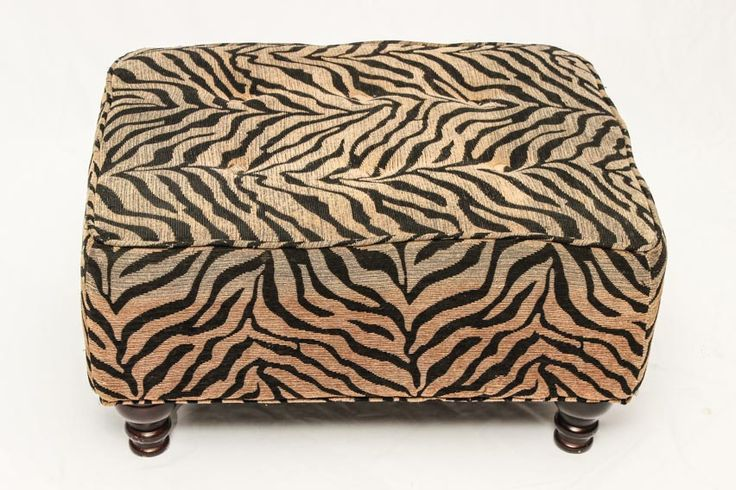 Consignment Store   Used Furniture Store   Second Hand Store   Antiques   Thrift Store Lot 2040-7  $250  Might be good for your change room.  I'd want to see it in person to make sure it's in good condition but this or leopard for an ottoman might be a fun addition.