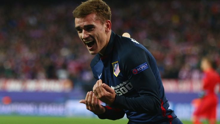 Antoine Griezmann HD Images : Get Free top quality Antoine Griezmann HD Images for your desktop PC background, ios or android mobile phones at WOWHDBackgrounds.com