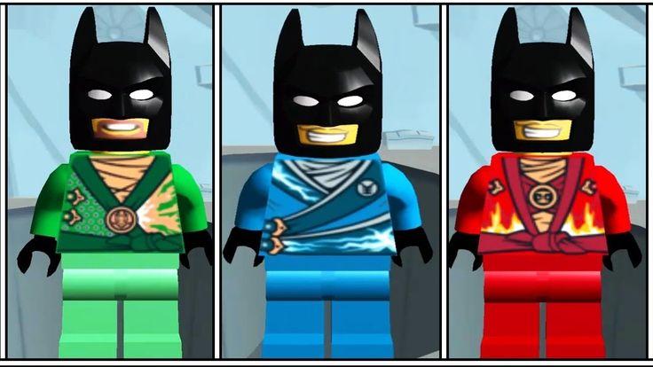LEGO Games 2017 - LEGO Juniors Create & Cruise Batman Ninjago Build Poli...