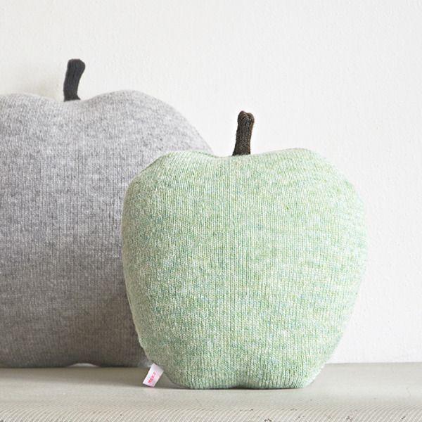 Studio Meez Apple shaped cushion/soft