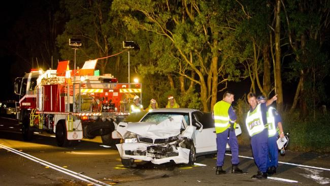 A toddler was seriously hurt in this crash in 2010