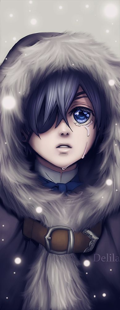 Ciel Crying by Delila2110.deviantart.com on @deviantART