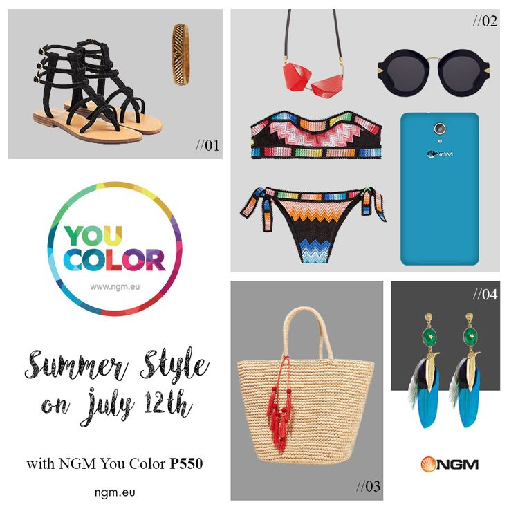 Summer Style july 12th 2016 #NGM #YouColor