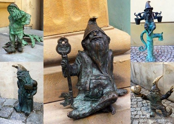 Hunting for Wee Dwarves in #Wrocław, #Poland ~ My Traveling Joys