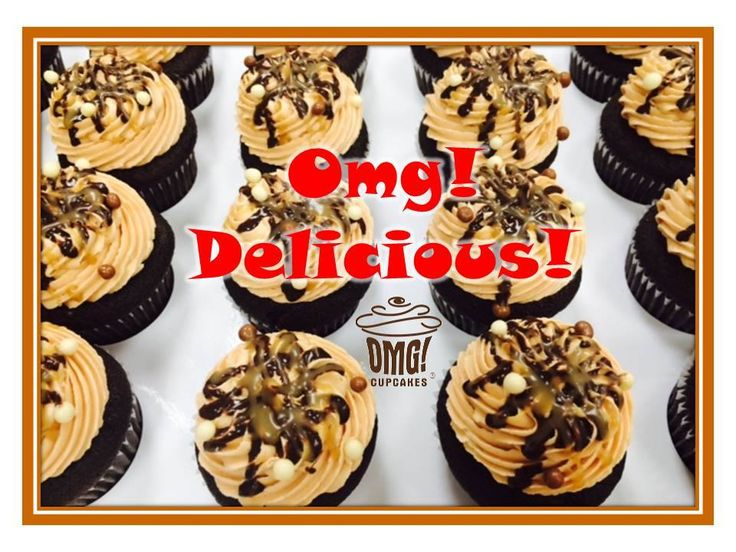 WOW!  EVERYONE gets to enjoy our  new WUNDERBAR Feature Flavour  because the frosting is made with peanut and nut FREE WOWBUTTER! You won't want to miss this oneVisit Omg! Cupcakes at www.facebook.com/OmgCupcakesGP!