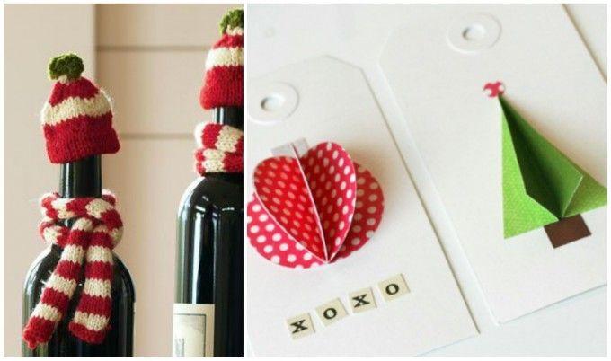 Diy Tuesday So Many Christmas Wrapping Ideas Cadeau