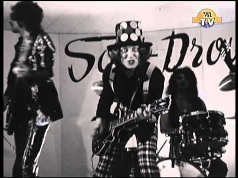 Slade - Cum on feel the noize ( Rare Original Footage French TV 1973 )