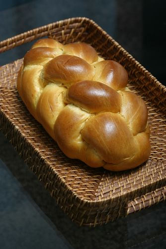Challah - makes 4 loaves!