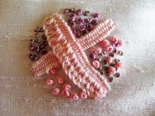 susi bancroft knots and needle weave  http://boostitch.wordpress.com/